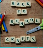 Create With Christa: Back to School Grab & Go