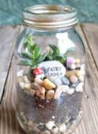 Grab & Go Craft: Gnome Gardens