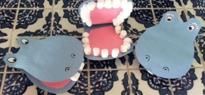 Create With Christa: Hungry Hippos