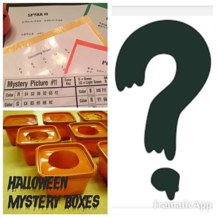 Halloween Mystery Fun! Create with Christa | Bedford Free Library