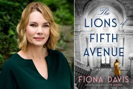 Fiona Davis Author Talk
