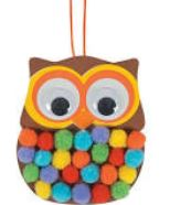 Create With Christa: Owl Art