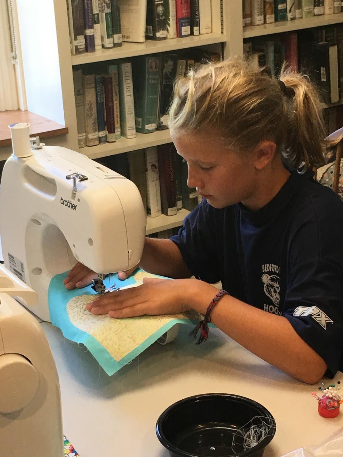 Sew Much Fun Mini Camp 2020