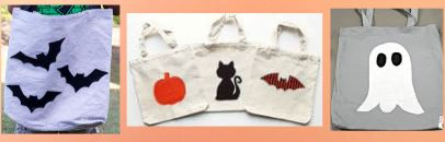 Create With Christa: Trick or Treat Bags Grab & Go