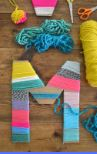 Create With Christa: Yarn Art