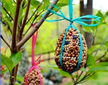 Create with Christa-Bird Feeders