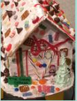 Candy Houses Grab & Go Craft