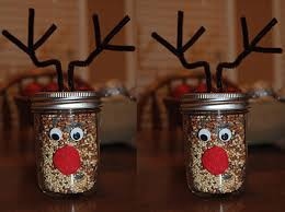 Crafts for a Cause Holiday Character Jars