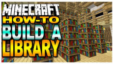 how to build a library
