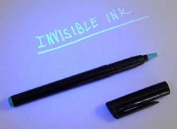 Create With Christa: Invisible Ink