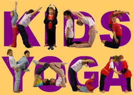 Yoga for Kids, ages 4 & 5