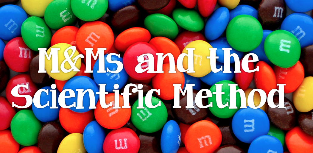 Create With Christa: m&m Science