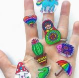 Create With Christa: Shrinky Dinks