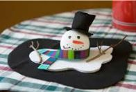 Create With Christa: Snowman Flurries