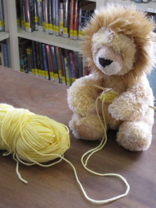 Knitting with Margaret Mini Camp