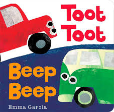 Toot, toot, beep, beep Zoom Storytime